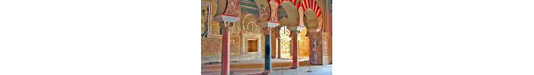 La Flor de la Vida de Medina Azahara